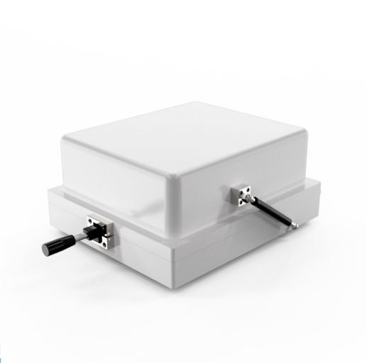 Pz2068 manual shielding box