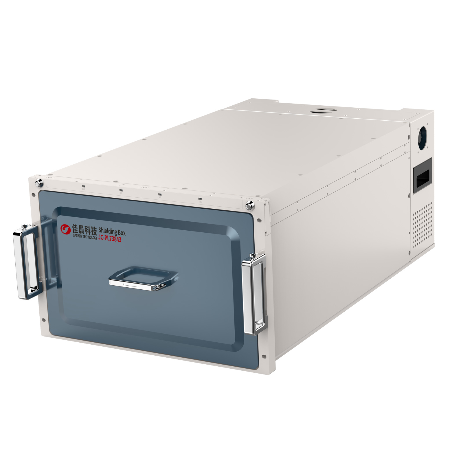 CQL3412 manual drawer type automatic shielding box